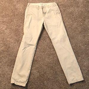 Sz 31W x 32L men's khaki pants
